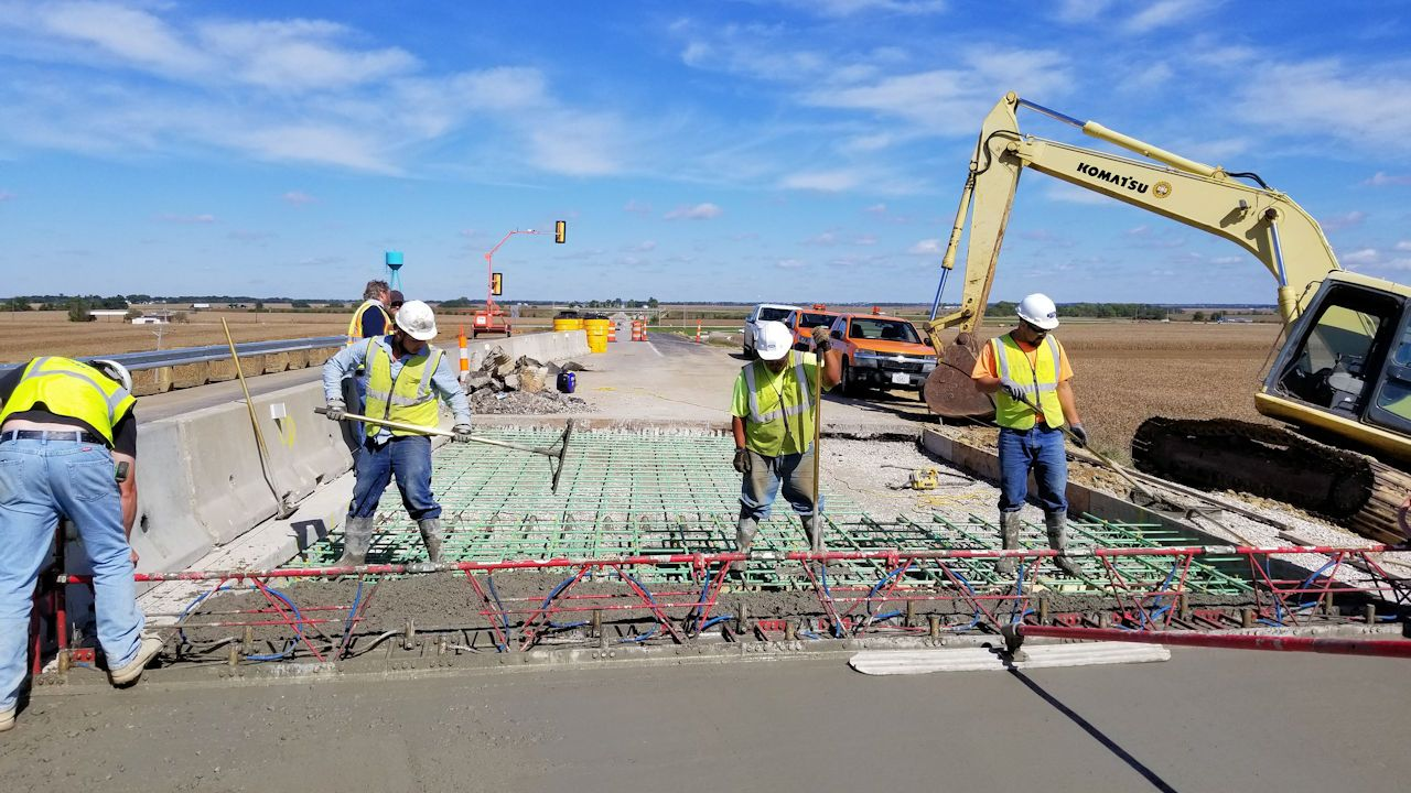 Midwest Concrete Flatwork Contractor